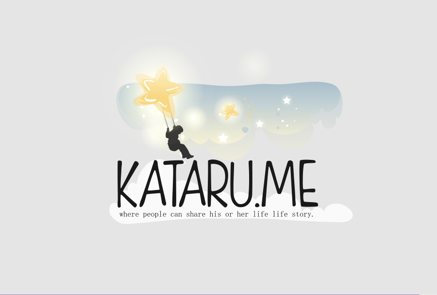 Logo Design by Private User - Entry No. 47 in the Logo Design Contest Inspiring Logo Design for KATARU.ME.