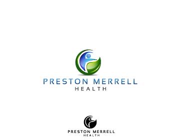 Logo Design by Private User - Entry No. 151 in the Logo Design Contest Creative Logo Design for Preston Merrell Health.