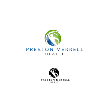 Logo Design by Private User - Entry No. 152 in the Logo Design Contest Creative Logo Design for Preston Merrell Health.