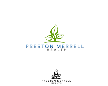 Logo Design by Private User - Entry No. 153 in the Logo Design Contest Creative Logo Design for Preston Merrell Health.