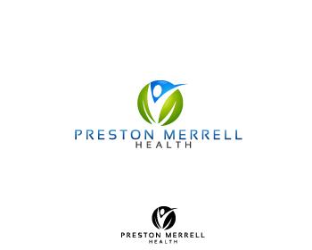 Logo Design by Private User - Entry No. 154 in the Logo Design Contest Creative Logo Design for Preston Merrell Health.