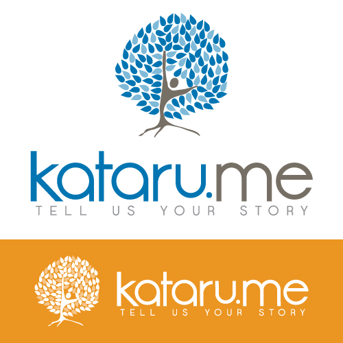 Logo Design by Hector Martinez - Entry No. 53 in the Logo Design Contest Inspiring Logo Design for KATARU.ME.