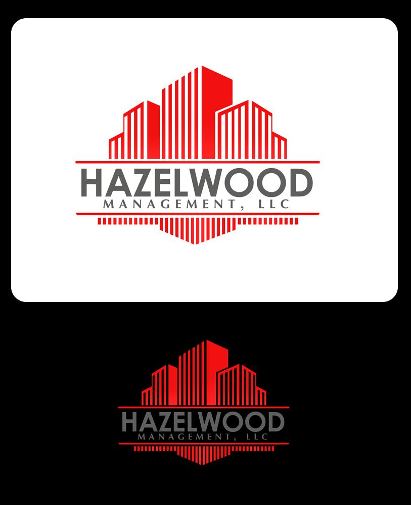 Logo Design by Private User - Entry No. 40 in the Logo Design Contest Hazelwood Management LLC Logo Design.