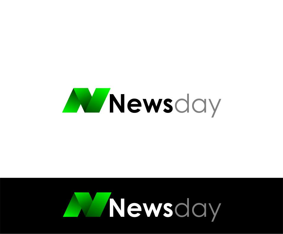 Logo Design by Agus Martoyo - Entry No. 24 in the Logo Design Contest Artistic Logo Design for Newsday.