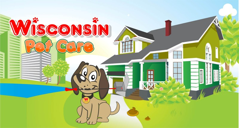 Logo Design by Mhon_Rose - Entry No. 14 in the Logo Design Contest Captivating Logo Design for Wisconsin Pet Care.