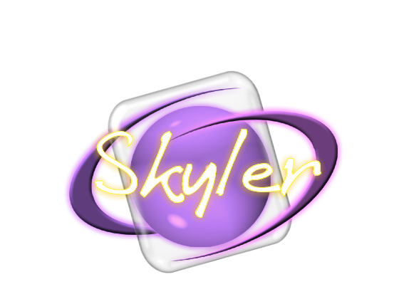 Logo Design by shaqbarry - Entry No. 177 in the Logo Design Contest Skyler Clothing Logo.