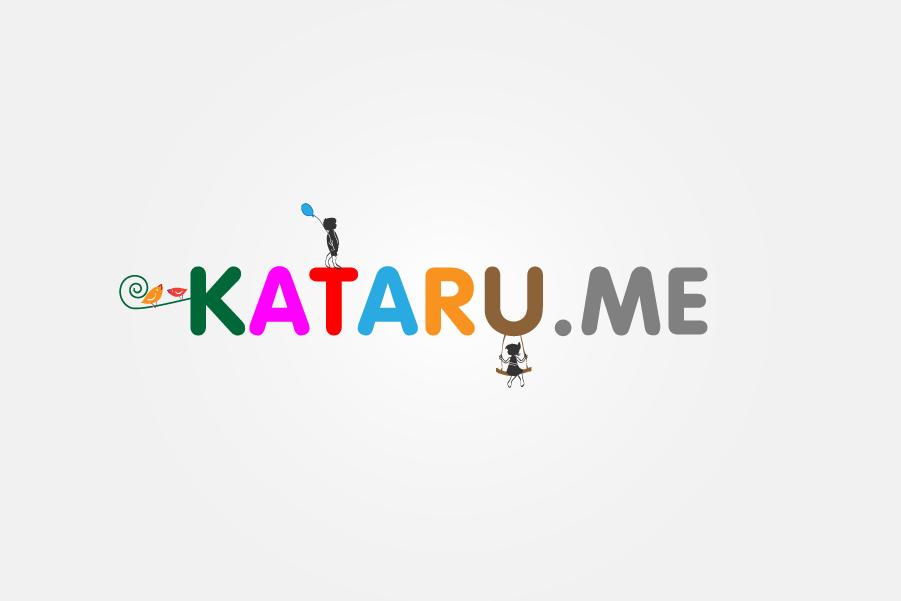 Logo Design by Private User - Entry No. 56 in the Logo Design Contest Inspiring Logo Design for KATARU.ME.