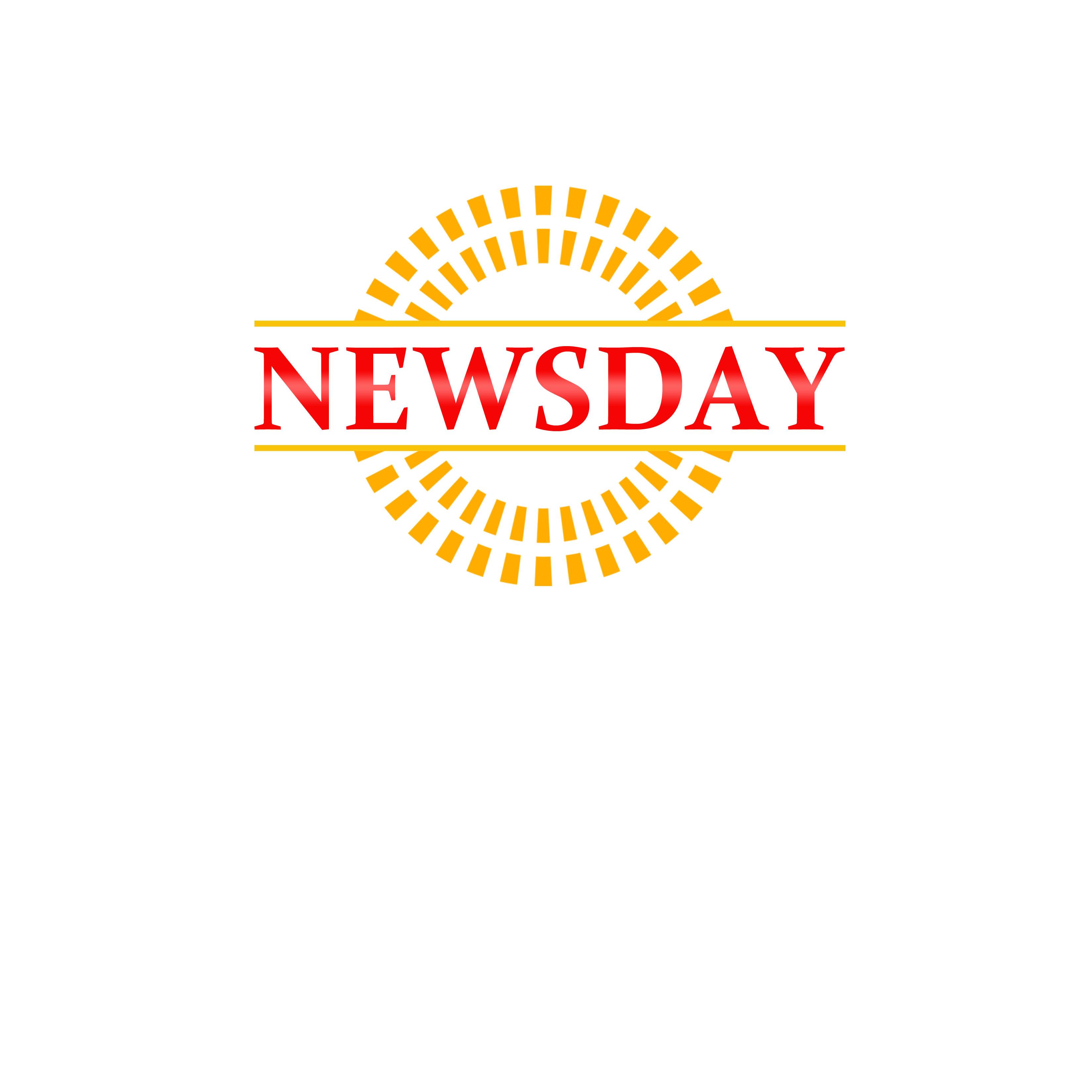 Logo Design by Allan Esclamado - Entry No. 42 in the Logo Design Contest Artistic Logo Design for Newsday.