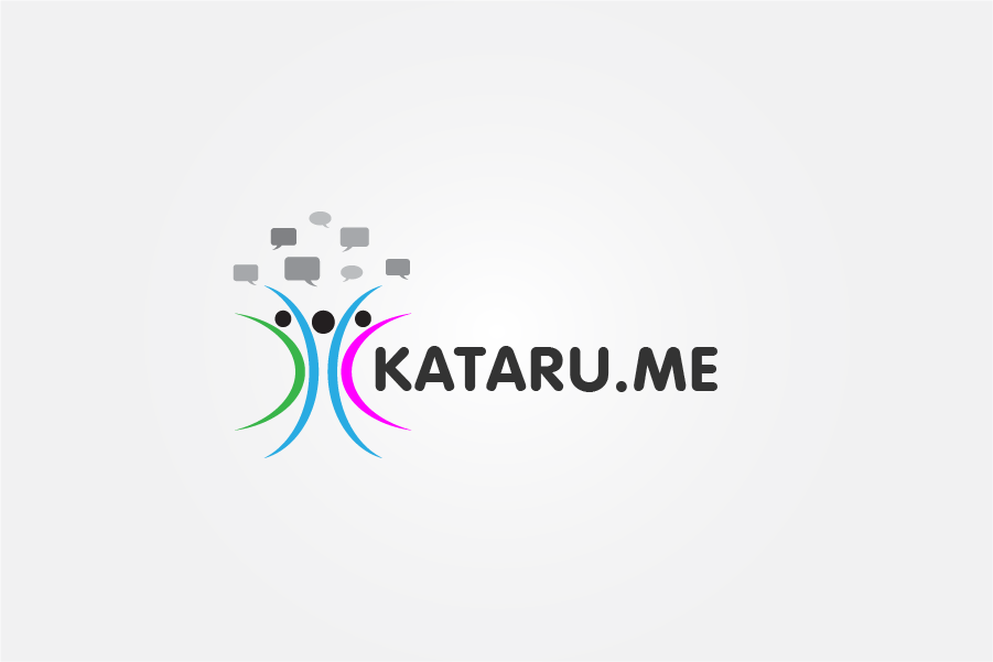 Logo Design by brands_in - Entry No. 59 in the Logo Design Contest Inspiring Logo Design for KATARU.ME.