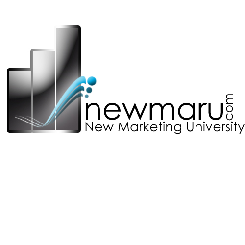 Logo Design by not-interested - Entry No. 143 in the Logo Design Contest NewMarU.com (New Marketing University).