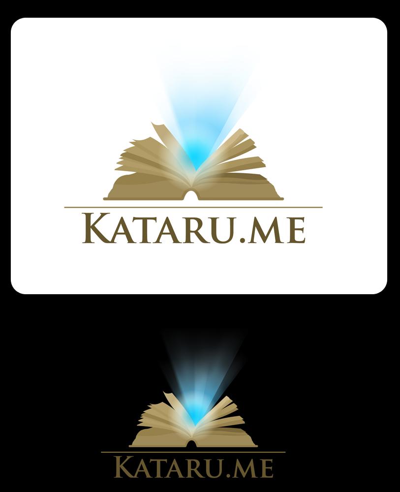 Logo Design by Private User - Entry No. 62 in the Logo Design Contest Inspiring Logo Design for KATARU.ME.