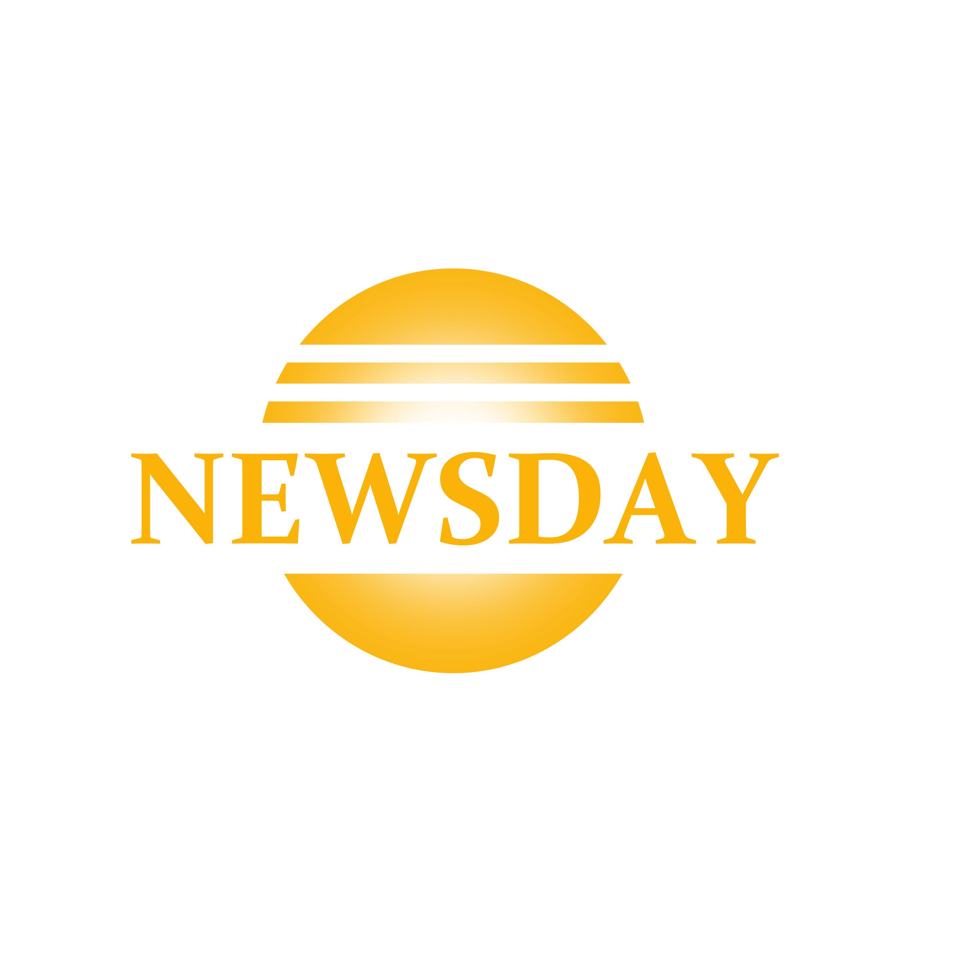 Logo Design by Allan Esclamado - Entry No. 44 in the Logo Design Contest Artistic Logo Design for Newsday.