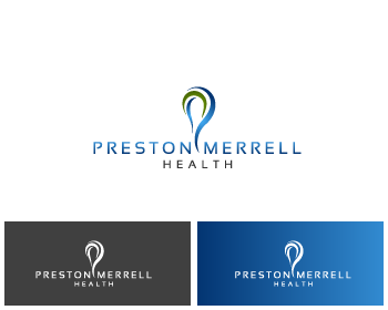 Logo Design by Private User - Entry No. 180 in the Logo Design Contest Creative Logo Design for Preston Merrell Health.