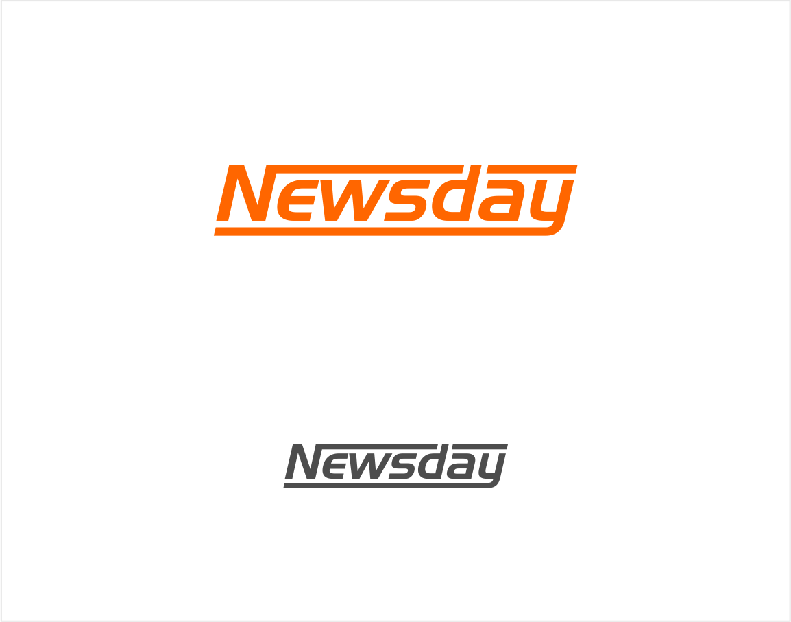 Logo Design by haidu - Entry No. 46 in the Logo Design Contest Artistic Logo Design for Newsday.