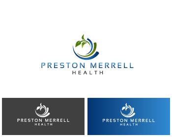 Logo Design by Private User - Entry No. 181 in the Logo Design Contest Creative Logo Design for Preston Merrell Health.