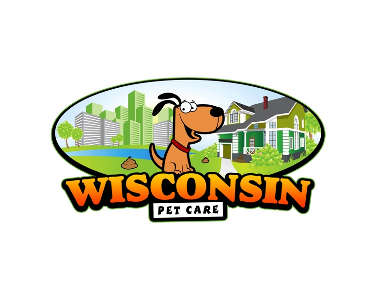 Logo Design by Juan_Kata - Entry No. 16 in the Logo Design Contest Captivating Logo Design for Wisconsin Pet Care.