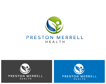 Logo Design by Private User - Entry No. 182 in the Logo Design Contest Creative Logo Design for Preston Merrell Health.
