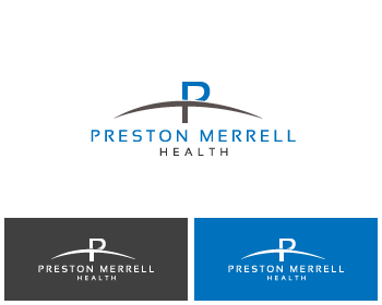 Logo Design by Private User - Entry No. 183 in the Logo Design Contest Creative Logo Design for Preston Merrell Health.