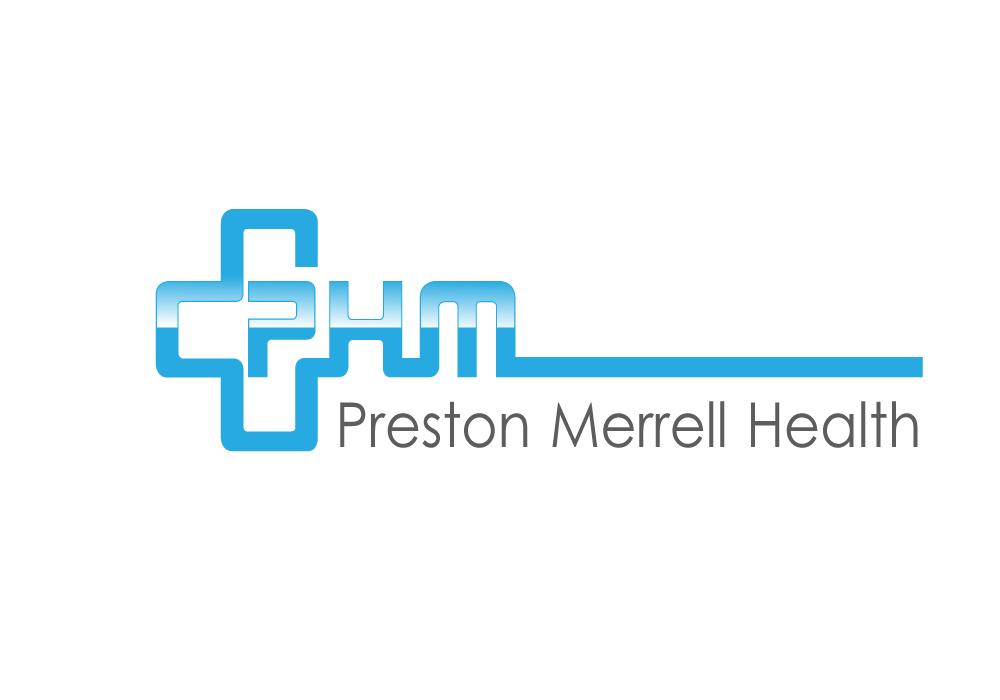 Logo Design by Amianan - Entry No. 186 in the Logo Design Contest Creative Logo Design for Preston Merrell Health.
