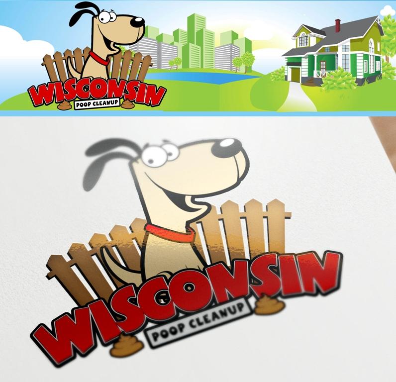 Logo Design by Juan_Kata - Entry No. 19 in the Logo Design Contest Captivating Logo Design for Wisconsin Pet Care.
