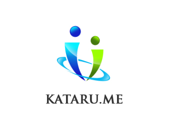 Logo Design by Crystal Desizns - Entry No. 64 in the Logo Design Contest Inspiring Logo Design for KATARU.ME.