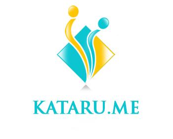 Logo Design by Crystal Desizns - Entry No. 66 in the Logo Design Contest Inspiring Logo Design for KATARU.ME.