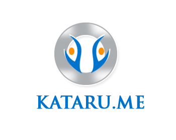 Logo Design by Crystal Desizns - Entry No. 67 in the Logo Design Contest Inspiring Logo Design for KATARU.ME.