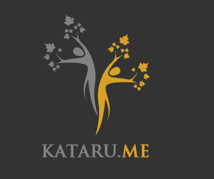 Logo Design by Crystal Desizns - Entry No. 69 in the Logo Design Contest Inspiring Logo Design for KATARU.ME.