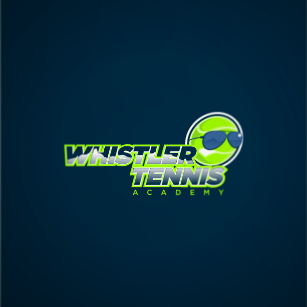 Logo Design by Private User - Entry No. 1 in the Logo Design Contest Imaginative Logo Design for Whistler Tennis Academy.