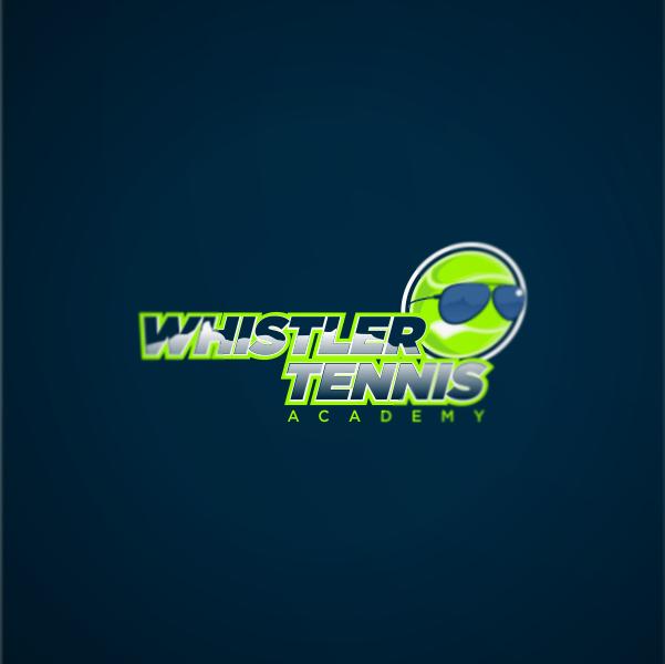 Logo Design by Private User - Entry No. 1 in the Logo Design Contest Imaginative Logo Design for Whistler Tennis Academy.