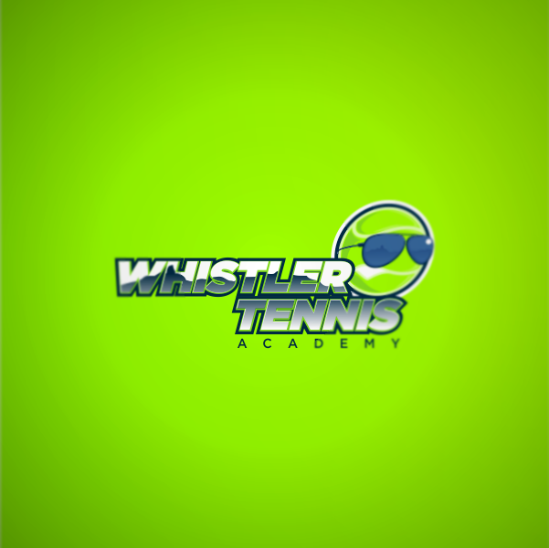Logo Design by Private User - Entry No. 2 in the Logo Design Contest Imaginative Logo Design for Whistler Tennis Academy.