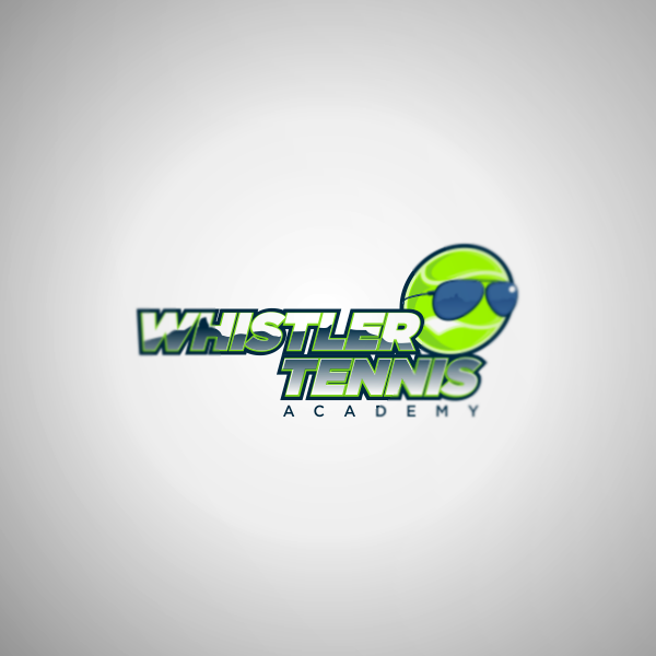 Logo Design by Private User - Entry No. 3 in the Logo Design Contest Imaginative Logo Design for Whistler Tennis Academy.