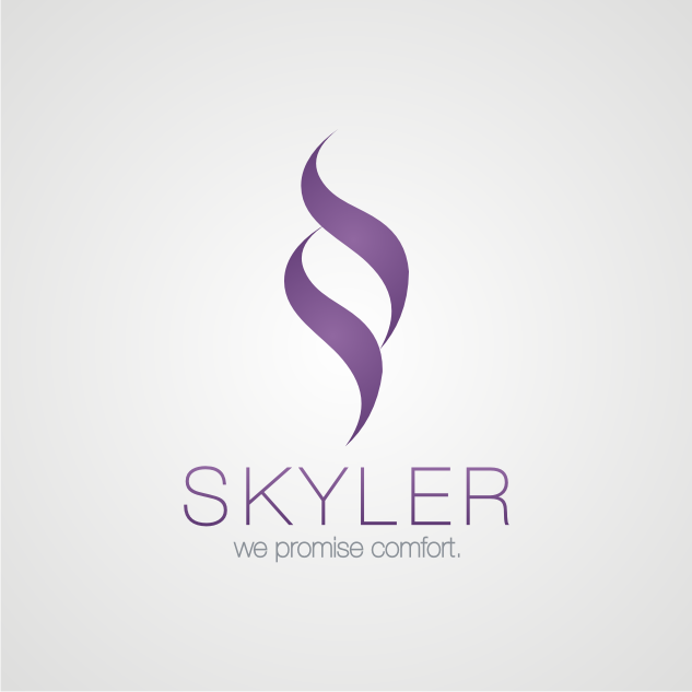 Logo Design by key - Entry No. 179 in the Logo Design Contest Skyler Clothing Logo.