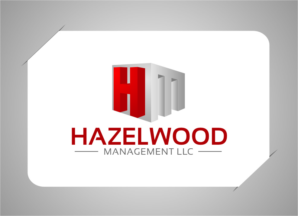 Logo Design by RasYa Muhammad Athaya - Entry No. 49 in the Logo Design Contest Hazelwood Management LLC Logo Design.