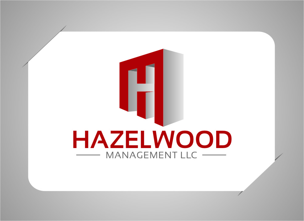 Logo Design by Ngepet_art - Entry No. 50 in the Logo Design Contest Hazelwood Management LLC Logo Design.