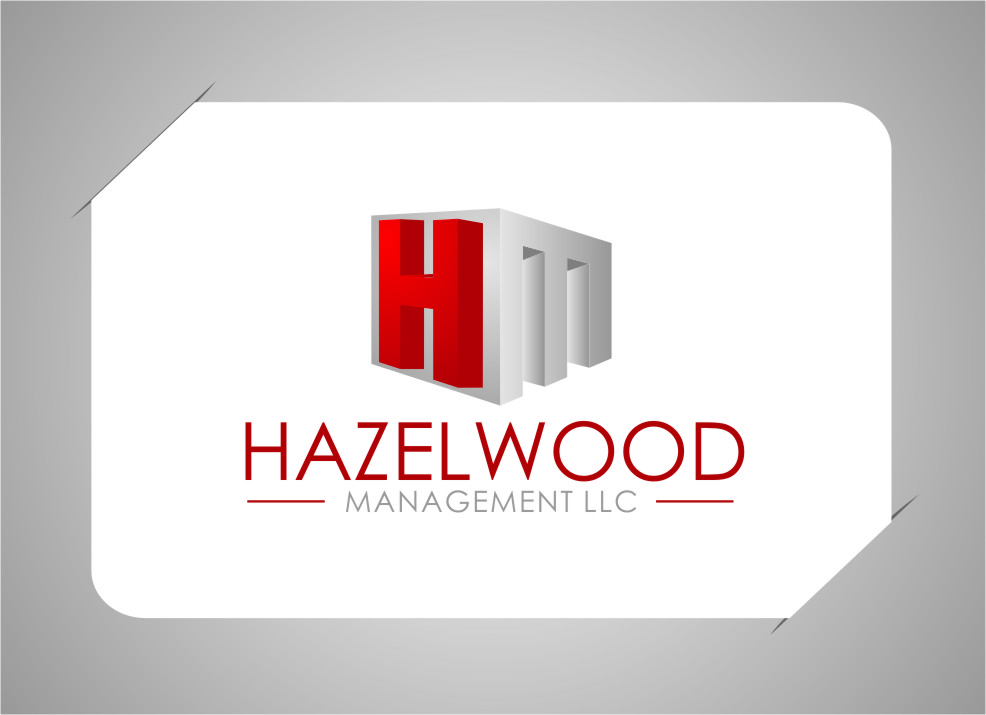 Logo Design by Ngepet_art - Entry No. 51 in the Logo Design Contest Hazelwood Management LLC Logo Design.