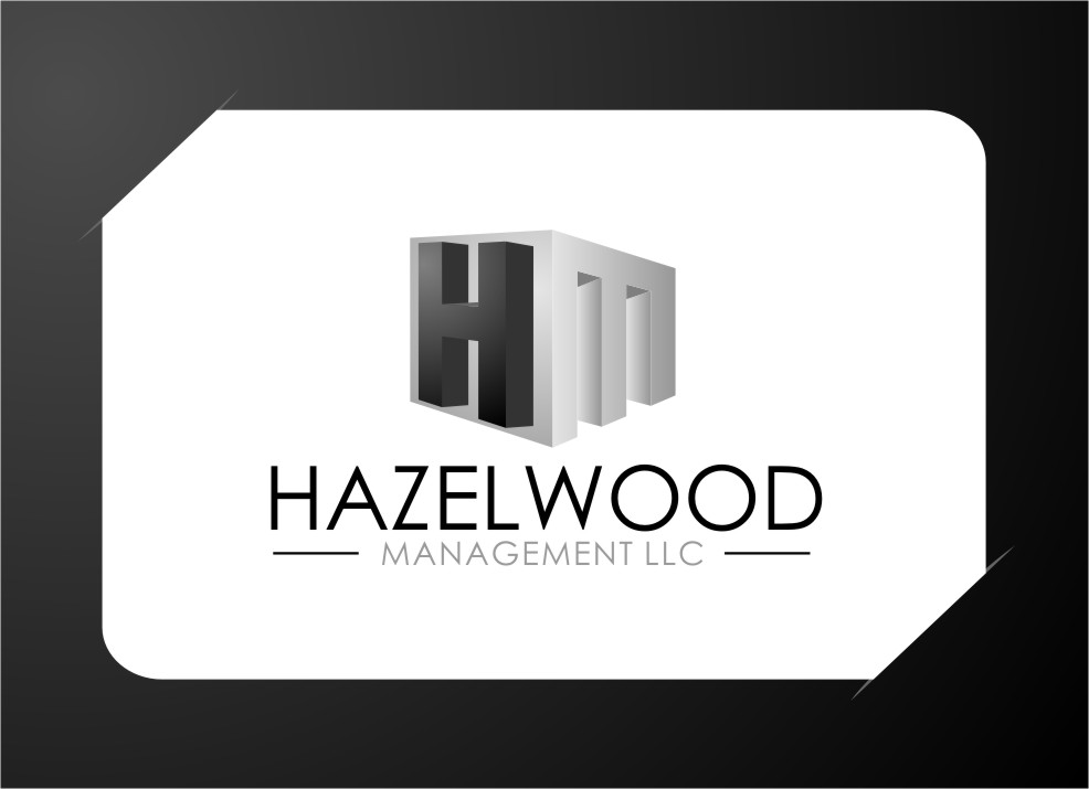 Logo Design by RasYa Muhammad Athaya - Entry No. 52 in the Logo Design Contest Hazelwood Management LLC Logo Design.