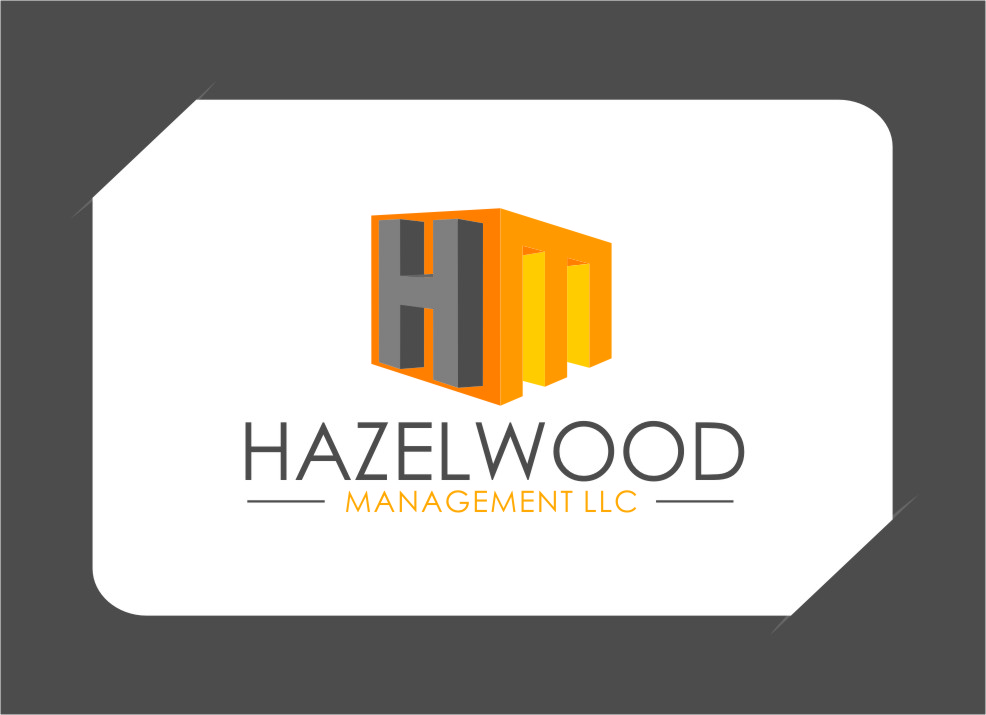 Logo Design by Ngepet_art - Entry No. 53 in the Logo Design Contest Hazelwood Management LLC Logo Design.