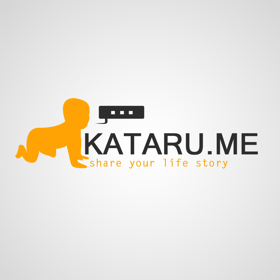 Logo Design by KoenU - Entry No. 74 in the Logo Design Contest Inspiring Logo Design for KATARU.ME.