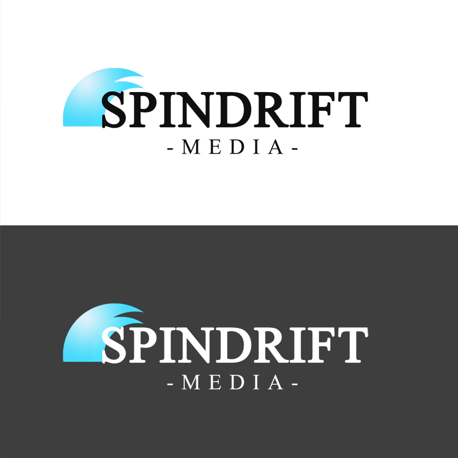 Logo Design by KoenU - Entry No. 30 in the Logo Design Contest Inspiring Logo Design for Spindrift Media.
