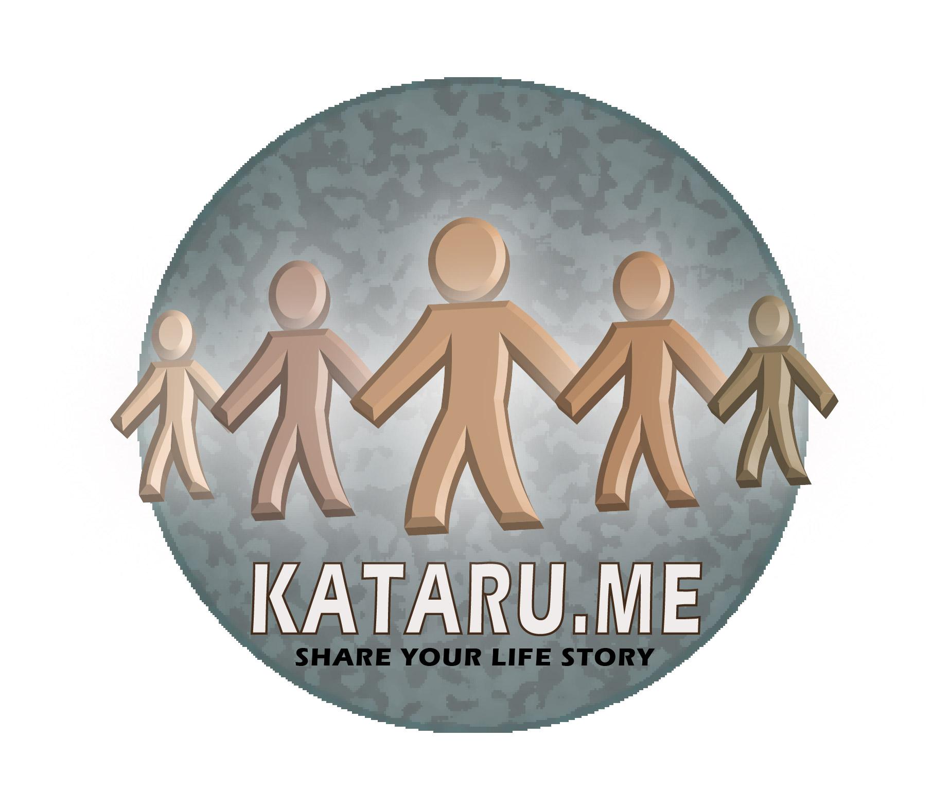 Logo Design by Susan Palmer - Entry No. 80 in the Logo Design Contest Inspiring Logo Design for KATARU.ME.