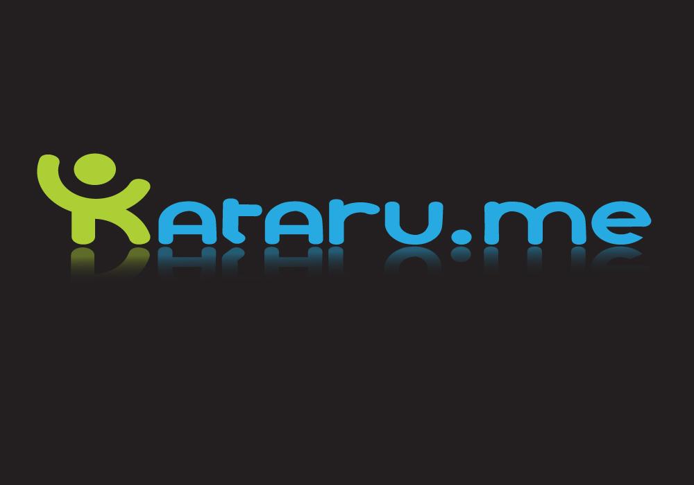 Logo Design by Amianan - Entry No. 81 in the Logo Design Contest Inspiring Logo Design for KATARU.ME.