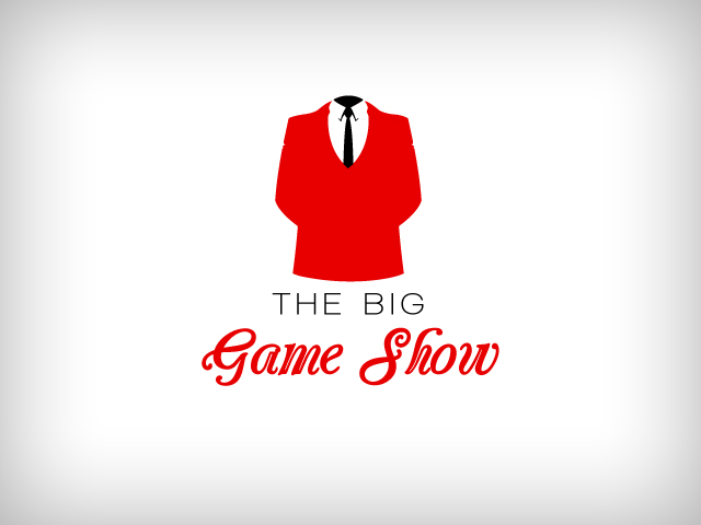 Logo Design by Aysar - Entry No. 1 in the Logo Design Contest The Big Game Show logo.