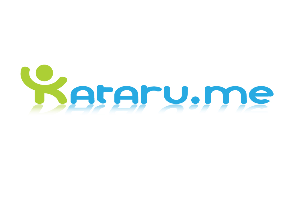 Logo Design by Amianan - Entry No. 83 in the Logo Design Contest Inspiring Logo Design for KATARU.ME.