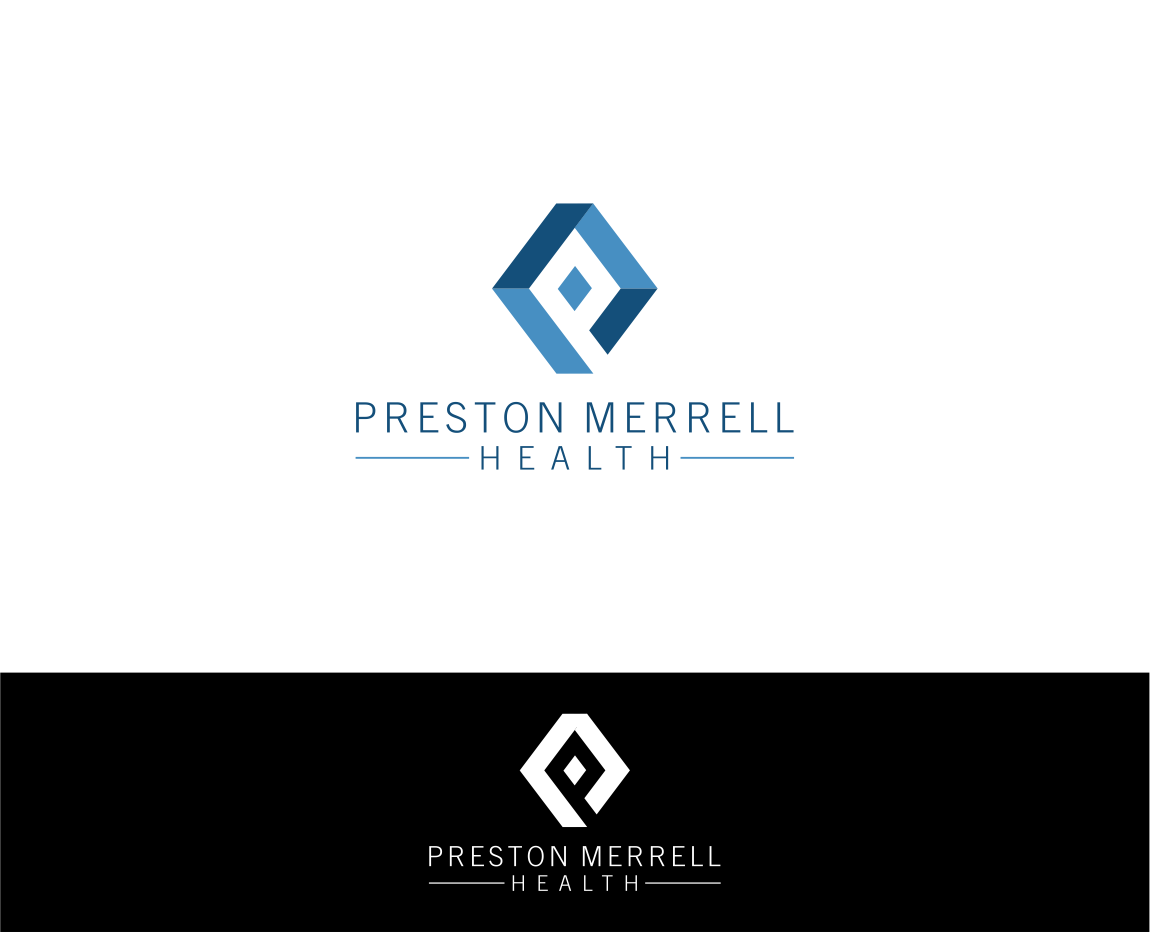 Logo Design by haidu - Entry No. 194 in the Logo Design Contest Creative Logo Design for Preston Merrell Health.