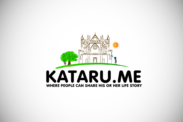 Logo Design by Private User - Entry No. 88 in the Logo Design Contest Inspiring Logo Design for KATARU.ME.