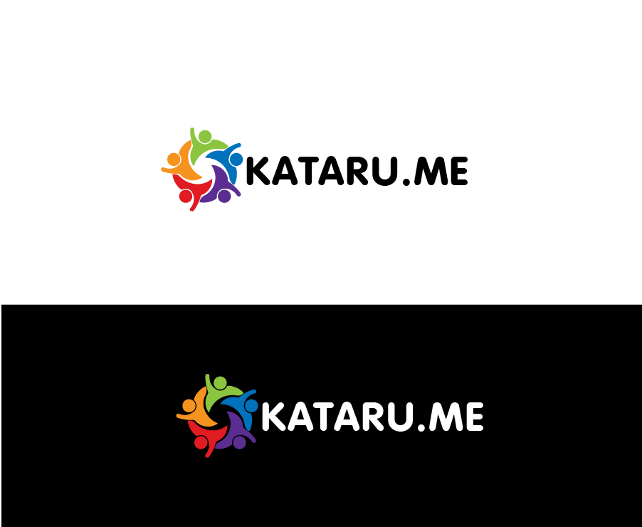 Logo Design by Private User - Entry No. 89 in the Logo Design Contest Inspiring Logo Design for KATARU.ME.