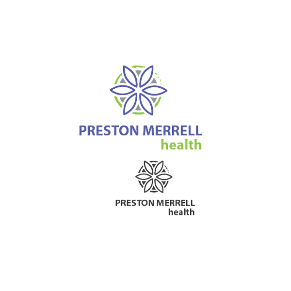 Logo Design by danelav - Entry No. 205 in the Logo Design Contest Creative Logo Design for Preston Merrell Health.