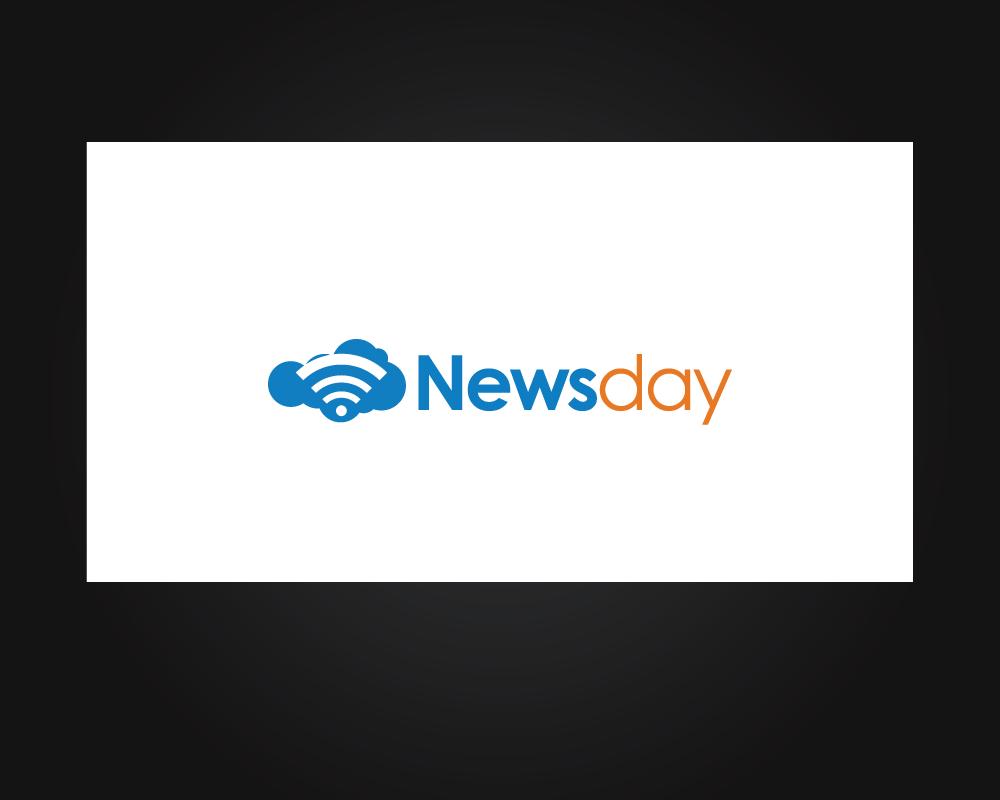 Logo Design by roc - Entry No. 62 in the Logo Design Contest Artistic Logo Design for Newsday.