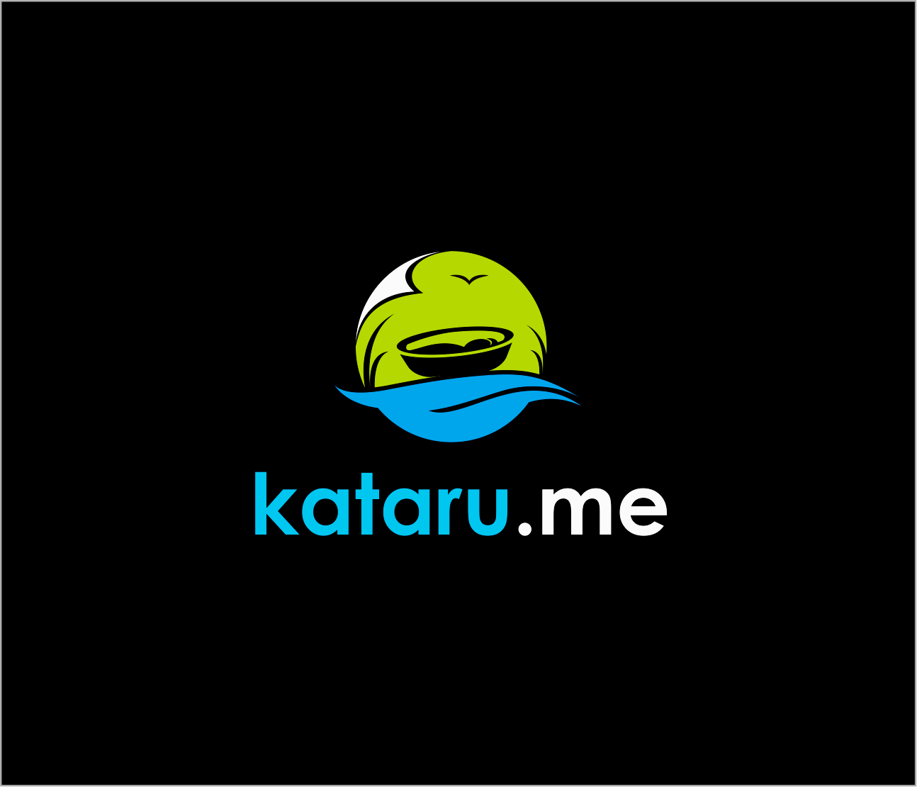 Logo Design by Armada Jamaluddin - Entry No. 90 in the Logo Design Contest Inspiring Logo Design for KATARU.ME.